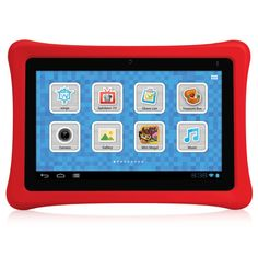 nabi Shop: nabi 2 Tablet, this is an awesome alternative to the ipad for kids Best Tablet For Kids, Kids Tablet, Tablet 7, Best Android Tablet, Pc Android, Nabi Tablet, Thing 1, Treasure Boxes, Shopping