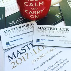 Coming soon...Masterpiece London 2017