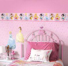 Empapelado - Princesas camafeos - Papel de parede
