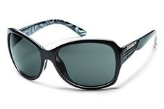 8bbfe833a2 Amazon.com  Suncloud Cassandra Polarized Sunglasses