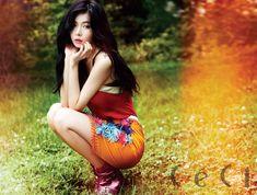Hyuna @ CeCi Magazine August 2014 - tumblr n9ghynxoAN1r5z2nso1 1280 - Hyuna Photos