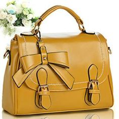 Buy 'Rabbit Bag – Bow-Accent Buckled Satchel' with Free Shipping at YesStyle.ca. Browse and shop for thousands of Asian fashion items from China and more!