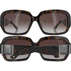 Heat Wave Charm Sunglasses from Brighton features interchangeable charms