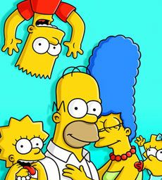 500 episodes of The Simpsons...
