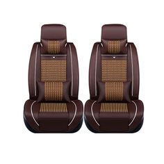 Special leather only 2 front car seat covers For Benz A B C D E S series Vito Viano Sprinter Maybach CLA CLK auto accessories #Affiliate