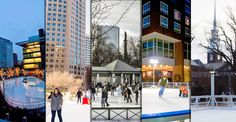 "The Frog Pond is widely known as the best place for outdoor ice skating in the wintertime, but in addition to that, here's a few other gems worth checking out:  1) <a href=""http://www.bhh.com/dining#seasonal-entertainment"">Ice Skating on Boston Harbor</a> // Rink: $10, Rentals: $10 // 70 Rowes Wharf, Boston, MA  2) <a href=""http://www.skatekendall.com/skating/rates.php"">Community Ice Skating at Kendall Square</a> // Rink: $10, Rentals: $10 // 300 Athenaeum St, Cambridge, MA  3) <a ..."