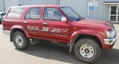 Toyota Hilux Surf Ssr-X 1992