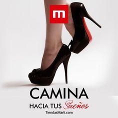 Camina con tus nuevos zapatos hacia tus sueños.  #TiendasMarli #MarliAdicta #AmoLosZapatos #Outfit #Moda #Zapatos #Ofertas #fashion #Design #Shoes #Calzado #Style #LaVictoria #Barquisimeto #Trujillo #CCBabilon #CCLasTrinitarias #CCBuenaventura #CCSambil