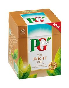 Brooke Bond PG Tips, The Rich One