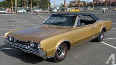 1967 Oldsmobile 442 Sport Coupe