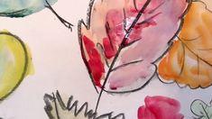 Maalataan syksyn lehtiä Autumn Leaves, Finland, Painting, Art, Art Background, Fall Leaves, Painting Art, Kunst, Autumn Leaf Color
