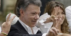 El presidente Juan Manuel Santos gana el Nobel de la Paz por sus negociaciones con las FARC - http://diariojudio.com/noticias/el-presidente-juan-manuel-santos-gana-el-nobel-de-la-paz-por-sus-negociaciones-con-las-farc/213467/