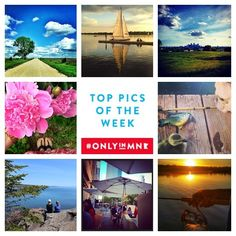 #Summer is in full swing across #Minnesota! Thank you for tagging your pictures with #OnlyinMN