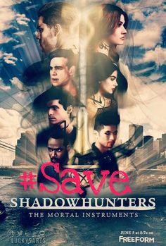 #SaveShadowhunters #PickupShadowhunters
