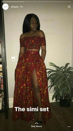 Really like african fashion outfits African Fashion Ankara, African Inspired Fashion, African Print Fashion, Africa Fashion, African Prints, Fashion Guys, Fashion Mode, Fashion Looks, Fashion Outfits