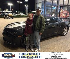 https://flic.kr/p/PAeUh2 | Happy Anniversary to Allen on your #Chevrolet #Camaro from Henry Boyd at Huffines Chevrolet Lewisville | deliverymaxx.com/DealerReviews.aspx?DealerCode=UBM1