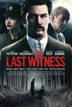 Alex Pettyfer is The Last Witness in new trailer 2018 Movies, Hd Movies, Movies To Watch, Movies Online, Indie Movies, Comedy Movies, Scary Movies, Michael Gambon, Alex Pettyfer
