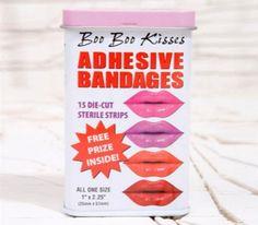 Boo boo bandages