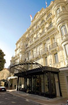 Hôtel Hermitage, Montecarlo - Monaco
