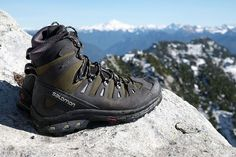 From lightweight styles for day hikes to supportive options for backpacking, we break down the year's best hiking boots. #gear #outdoors #reviews