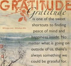 Google+ Happy Thoughts, Random Thoughts, Random Acts, Attitude Of Gratitude Quotes, Showing Gratitude, Gratitude Jar, Grateful Quotes, Practice Gratitude, Gratitude Ideas