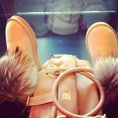 Comfort in boot form.
