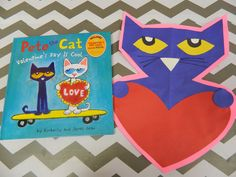 the vintage umbrella: Pete the Cat Valentine Theme, Cat Valentine, Valentine Day Crafts, Autism Activities, Valentines Day Activities, Art Activities, Storybook Crafts, Friendship Crafts, Valentine's Day Crafts For Kids