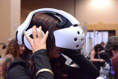Sensics Smart Goggles - virtual reality helmets