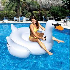 Amazon.com: Internacional Cisne Ocio gigante: Patio, césped y jardín