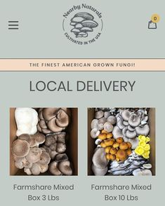"""Edible Orlando on Instagram: """"Speaking of local produce, @nearbynaturals will deliver their beautiful fungi — just order online! They also offer grow kits...all those…"""" Whats In Season, Grow Kit, Fungi, Orlando, Instagram Images, Videos, Photos, Beautiful, Orlando Florida"""