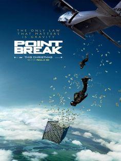 Un premier trailer pour le remake de Point Break