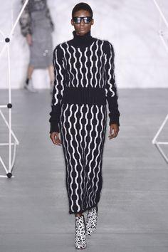 Holly Fulton Fall 2016 Ready-to-Wear Fashion Show