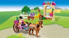 Stephanies Pferdekutsche