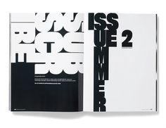 Plastique Magazine: Issue 1 « Studio8 Design