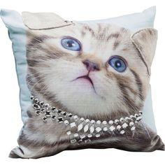 Coussin Lady Cat de chez Kare