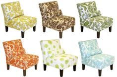 Great Slipper Chairs at Target | decor8