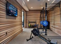 Just Pinned to Basement: Home Gym ...