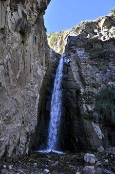 Cascada de la Garganta del Diablo, Tilcara, Argentina