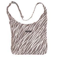 Marimekko Ruoko Khaki/White Bag $87.50