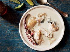 Nicaraguan Rundown Seafood Soup
