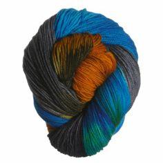 Vice Yarns Paradigm Yarn - Turquoise, Nutmeg, Charcoal
