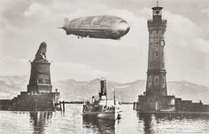 I feel certain I would have been a world-traveler . . . And airship my favored mode of travel :-)