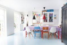 Et hus med moderne funktionalitet og 50'er-nostalgi - Bolig Magasinet