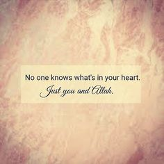 Allah is the One Who knows the invisible and the visible, Almighty and Ever-Merciful. Allowing your heart to reflect on his Names and Attributes
