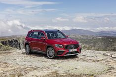 A seven-seat van/wagon/hatch/crossover thing that does in seconds? It's a hot hatch that grew up. Mercedes Benz Amg, Mercedes Models, Suv Models, Peugeot, Dual Clutch Transmission, Audi Tt, Future Car, Plaza, The Row