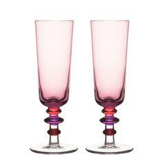 Champagneglas.