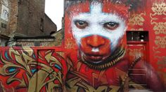 Beautiful streetart art from Dale Grimshaw! #dalegrimshaw #dalegrimshawart #dalegrimshawstreetart #dalegrimshawstreetatist #streetart #londonstreetart #urbanstreetart #streetarteverywhere #murals #bricklane #bricklanestreetart #london #londontown #shoreditch #shoreditchstreetart #E1 #beautifulcolours #awesome by hoebenator