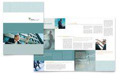 Wealth Management Services - Brochure Template