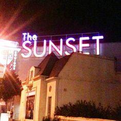 Slumin on Sunset Blvd