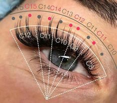 Understanding Eyelashes Extensions and False Eyelashes! Make Up Kits, Eyelash Extensions Salons, Eyeliner, Eyelash Sets, Eyelash Glue, Eyelash Curler, Lash Room, Beautiful Eyelashes, How To Clean Makeup Brushes